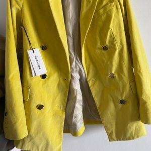 Aritzia Jackets & Coats - Aritzia Babaton Samuel Velvet Blazer